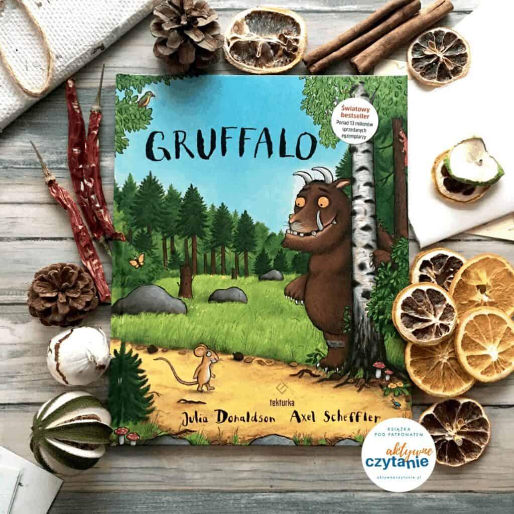 gruffalo-patronat-aktywne-czytanie-ksiazki-dla-dzieci