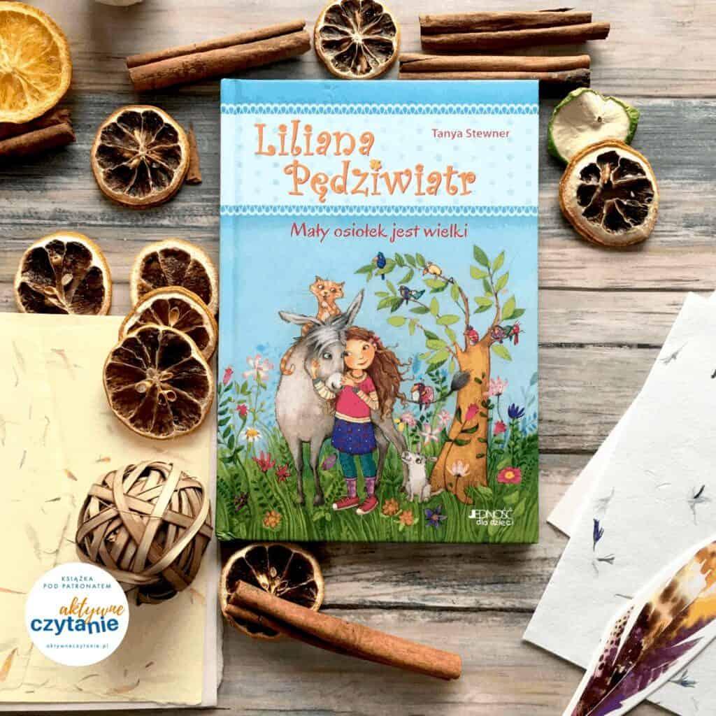 liliana-pedziwiatrpatronat-aktywne-czytanie-ksiazki-dla-dzieci