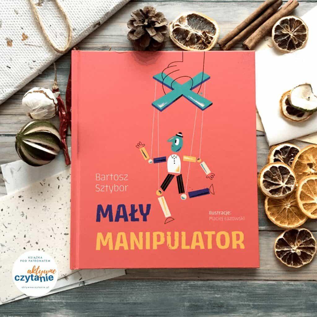 maly-manipulator-patronat-aktywne-czytanie-ksiazki-dla-dzieci