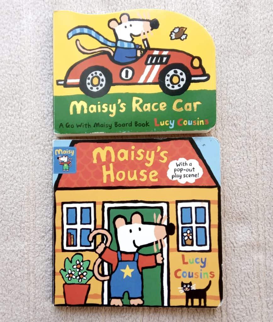 Maisy. MyszkaMaisy