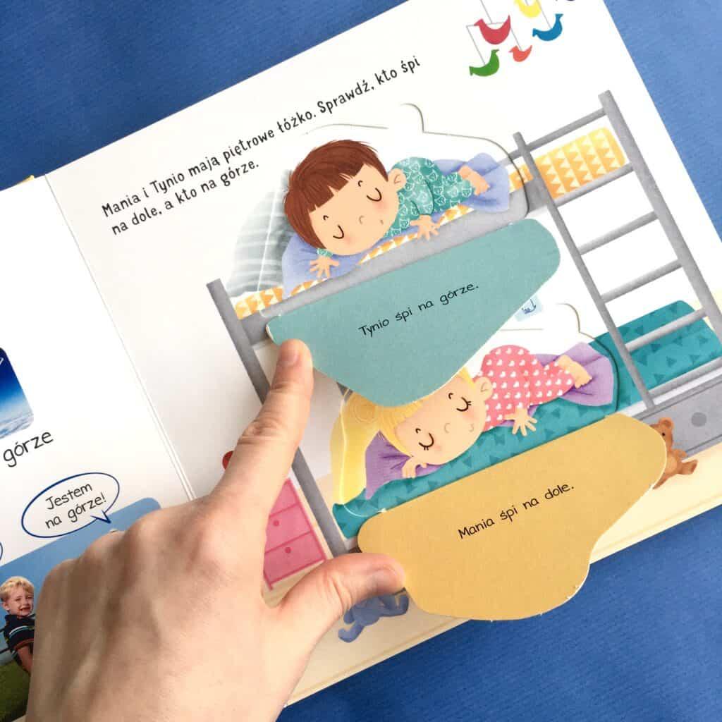 czym tosie rozni Jupi Jo odkrywam świat ksiazki dla dzieci zokienkami4