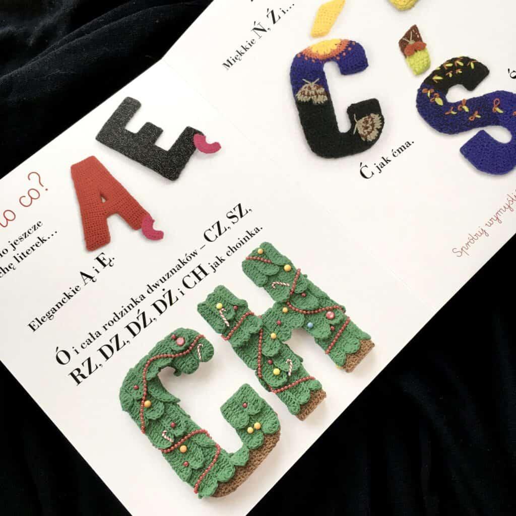 literkowa ksiazka dla dzieci