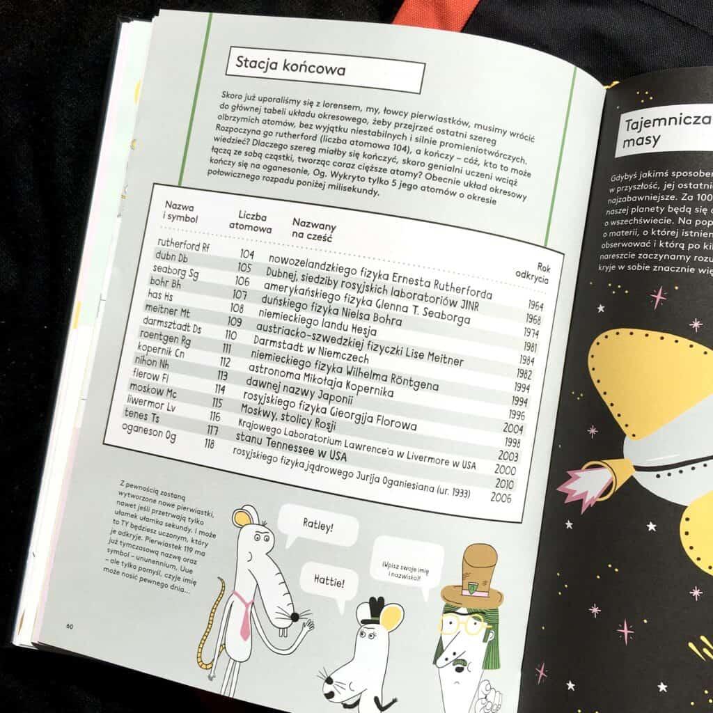 jest chemia recenzja ksiazki dla dzieci aktywne czytanie12