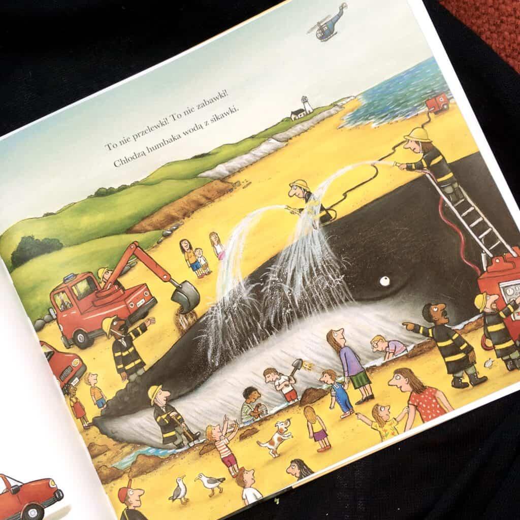 slimak iwieloryb recenzja ksiazki dla dzieci aktywne czytanie
