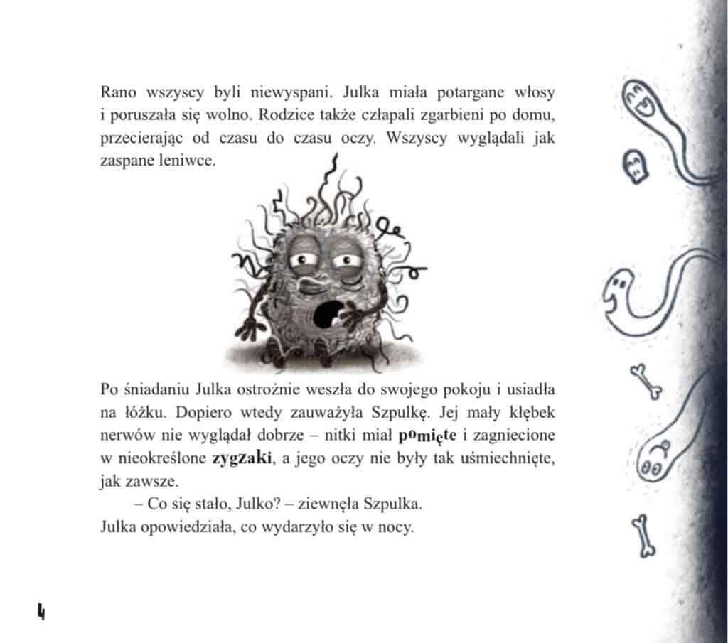 julka iszpulka kosciochrupek recenzja ksiazki dla dzieci
