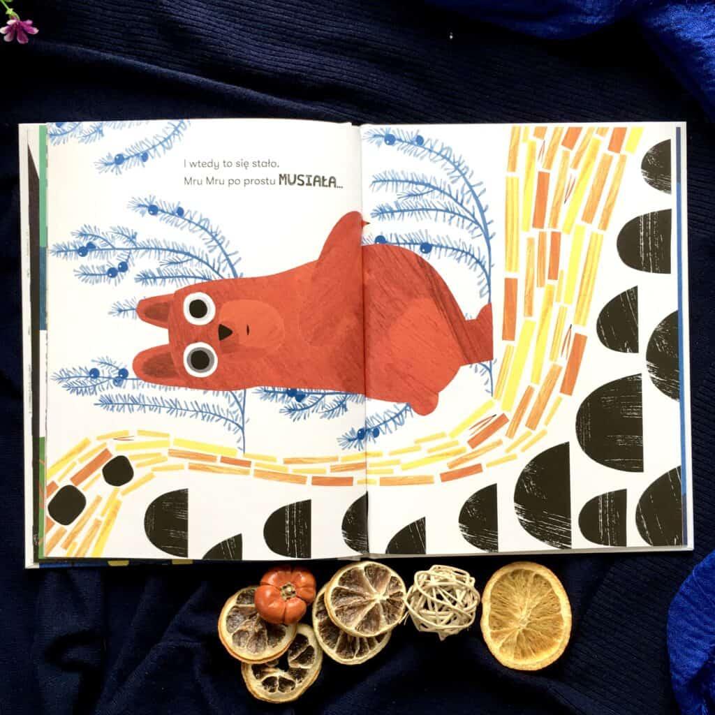 mru mru ijagoda recenzja ksiazki dla dzieci aktywne czytanie