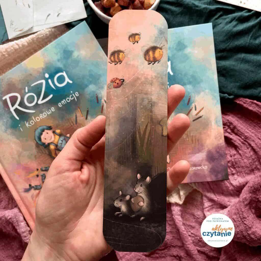 rozia-i-kolorowe-emocje-recenzja-ksiazki-dla-dzieci-aktywne-czytanie-patronat1