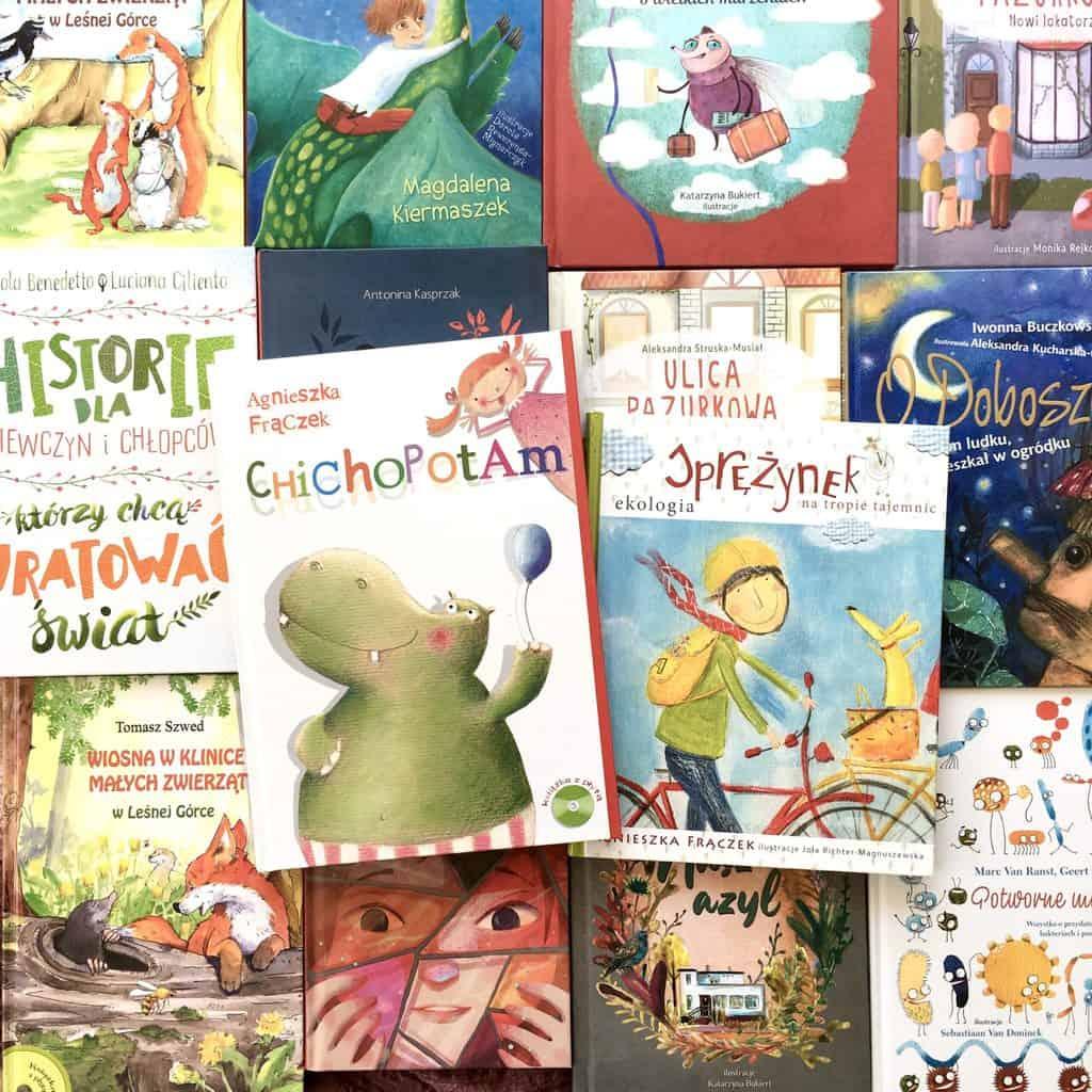 sprezynek natropie ekologia recenzja ksiazki dla dzieci agnieszka fraczek wiersze aktywne czytanie.jpg