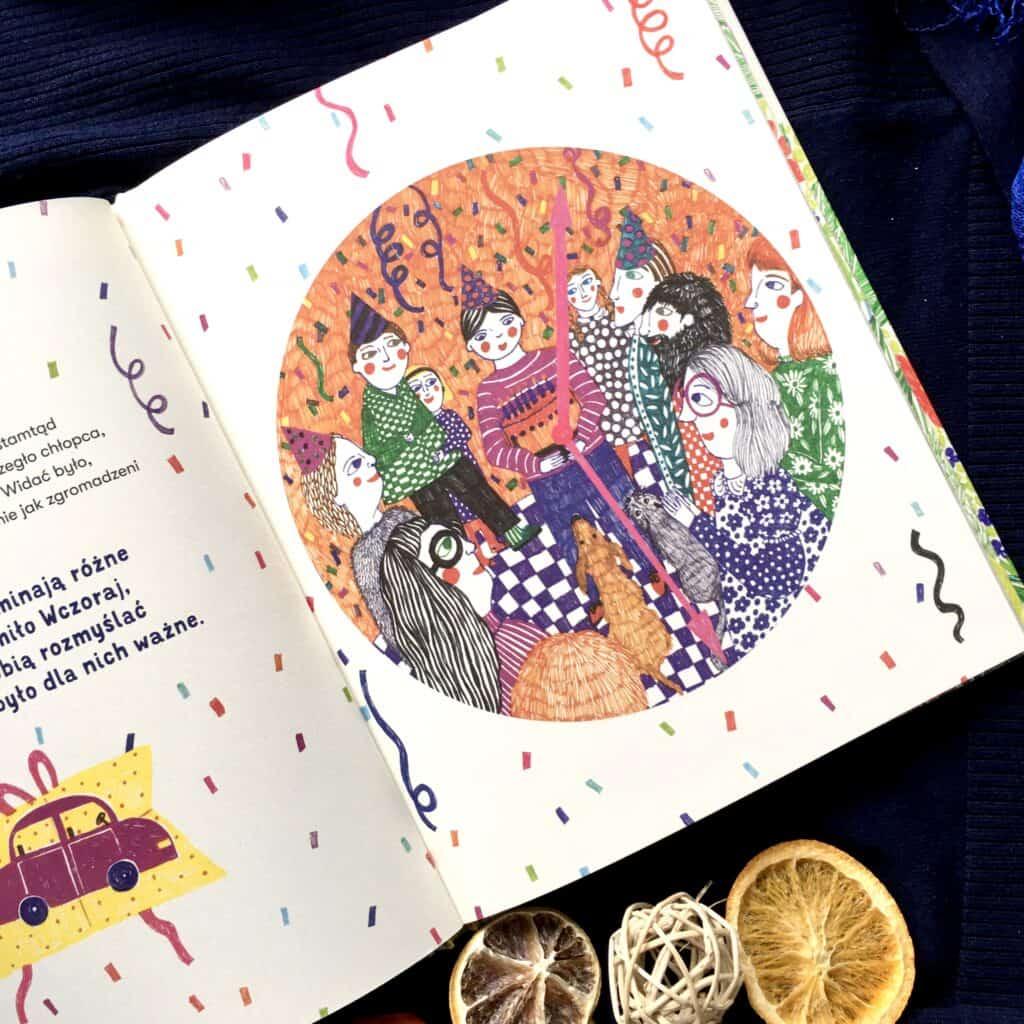 Wczoraj iJutro recenzja ksiazki dla dzieci