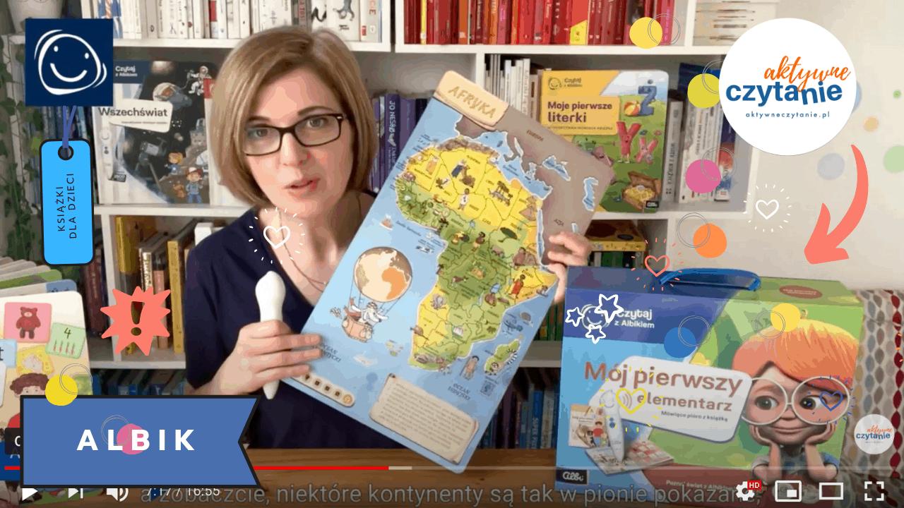 czytaj zalbikiem pioro albik recenzja ksiazki dla dzieci aktywne czytanie11