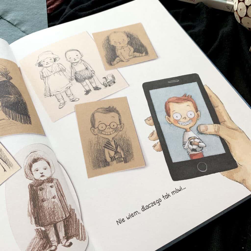 dziadkowie piranie iinne historie ksiazka dla dzieci recenzja aktywne czytanie blog