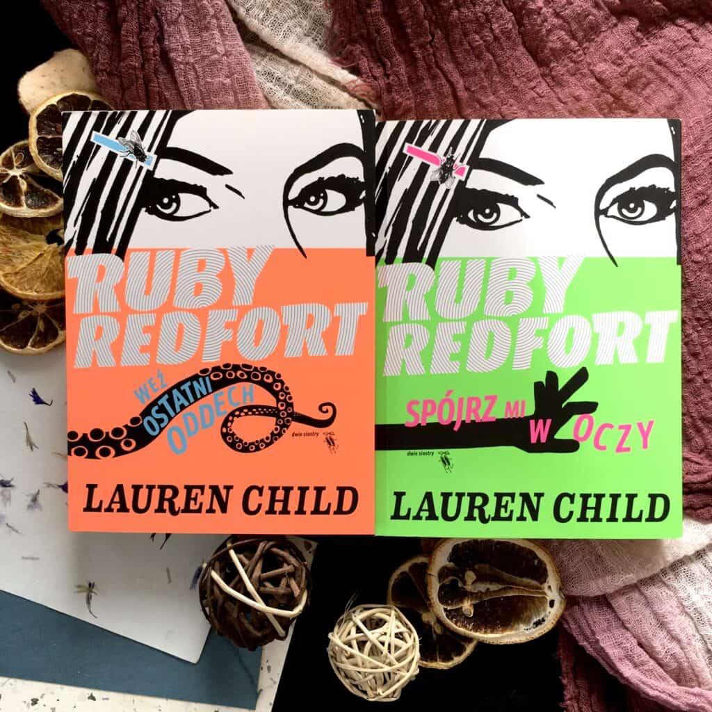 Ruby redford ksiazki dla dzieci recenzja 10 lat