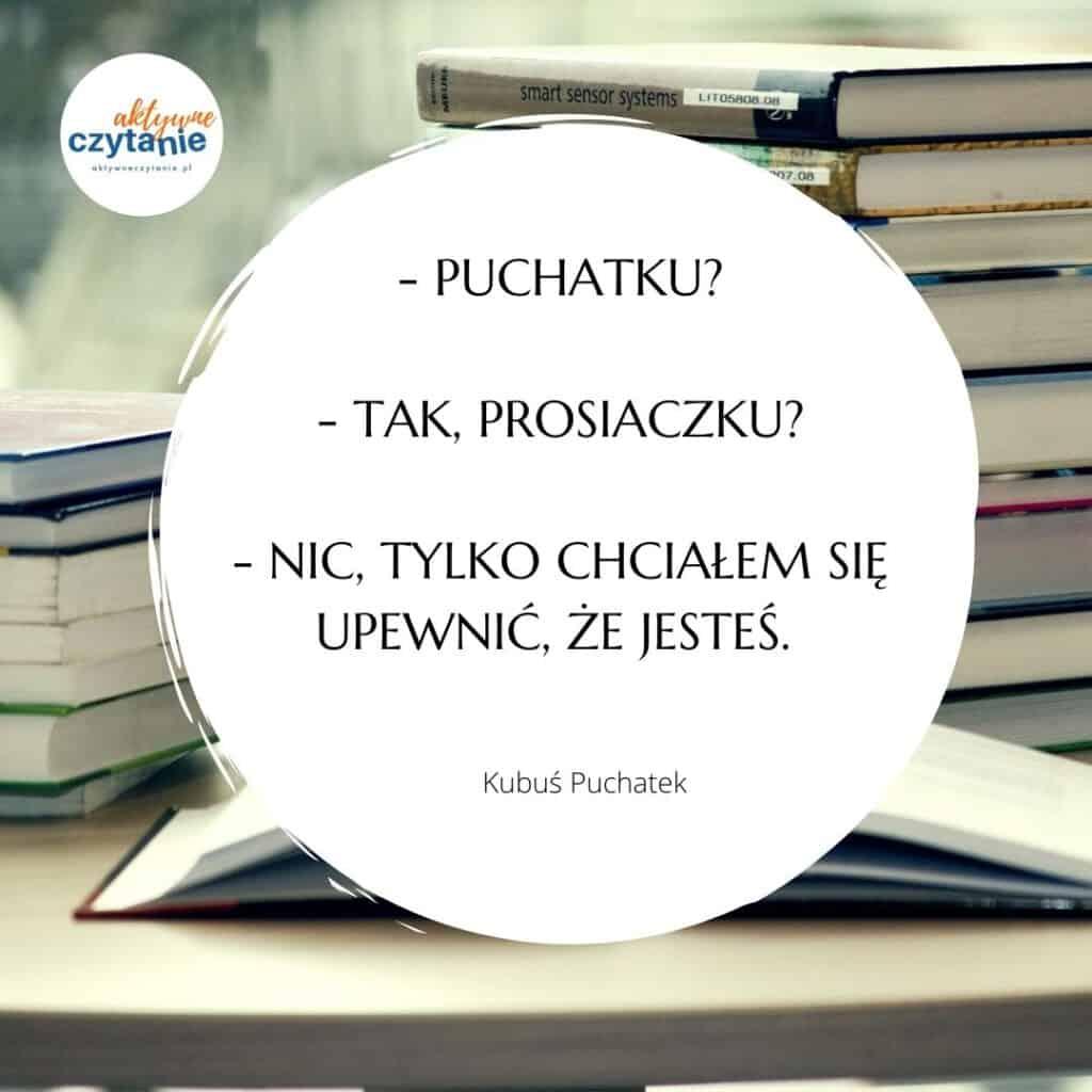 cytaty zksiazek dla dzieci blog aktywne czytanie