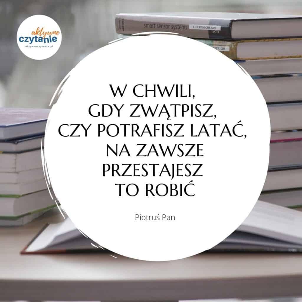 dedykacje cytaty zksiazek dla dzieci blog aktywne czytanie1