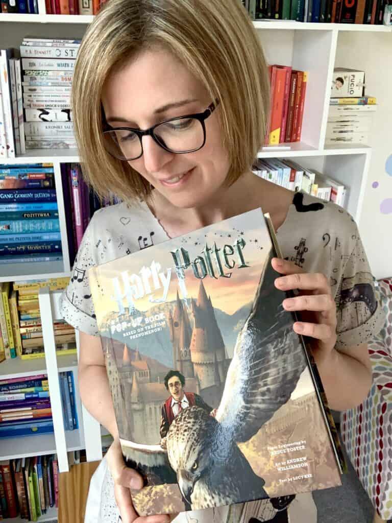 Harry Potter: APop-up Book: Based on the Film Phenomenon książki dla dzieci