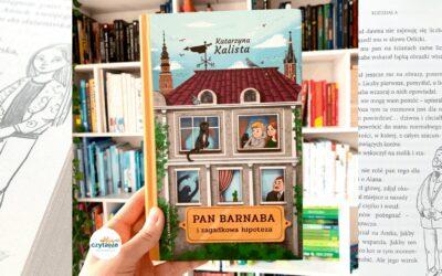 Pan Barnaba izagadkowa hipoteza