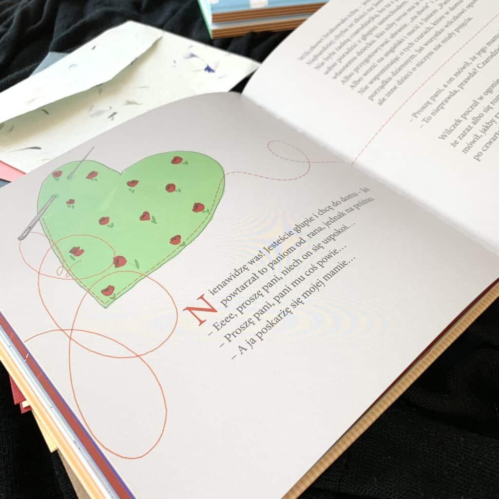 ksiazka czary mamy bajki plasterki recenzja blog aktywne czytanie patronat 10