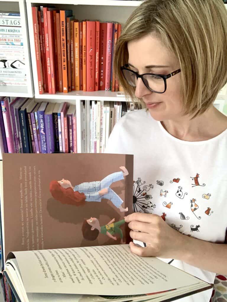 ksiazka dla 6 latka gucio natropie tajemnicy strychu recenzja ksiazki dla dzieci aktywne czytanie blog