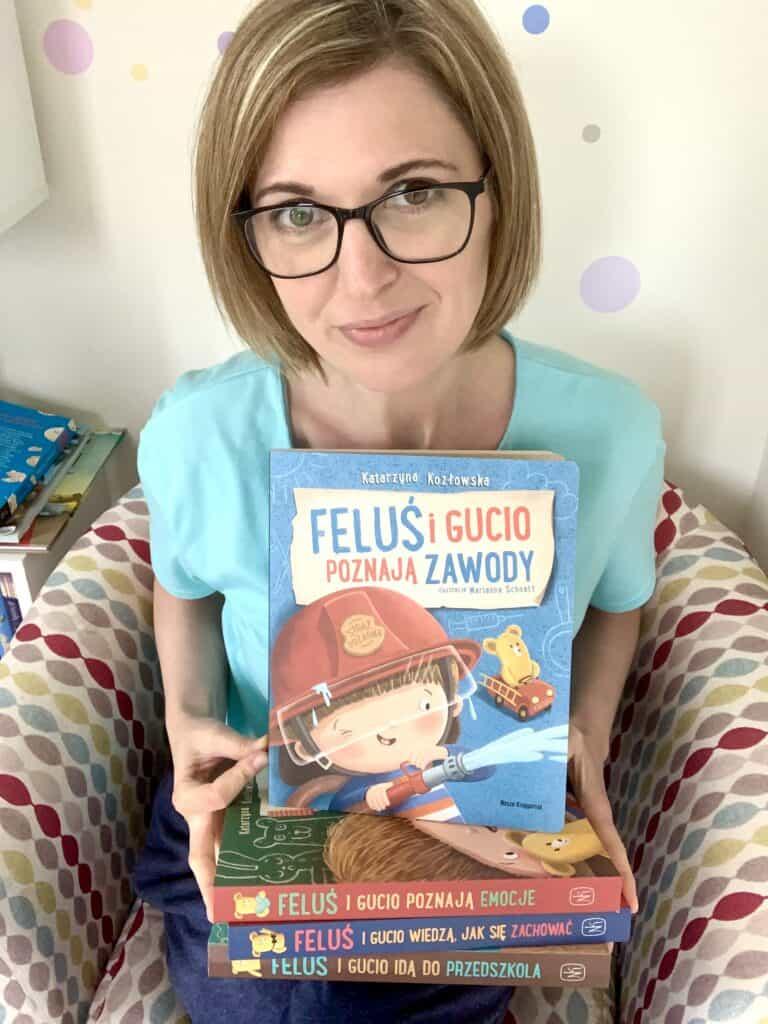 ksiazka dla dzieci 2-3-4-lata felus igucio poznaja zawody recenzja ksiazki dla dzieci aktywne czytanie-9