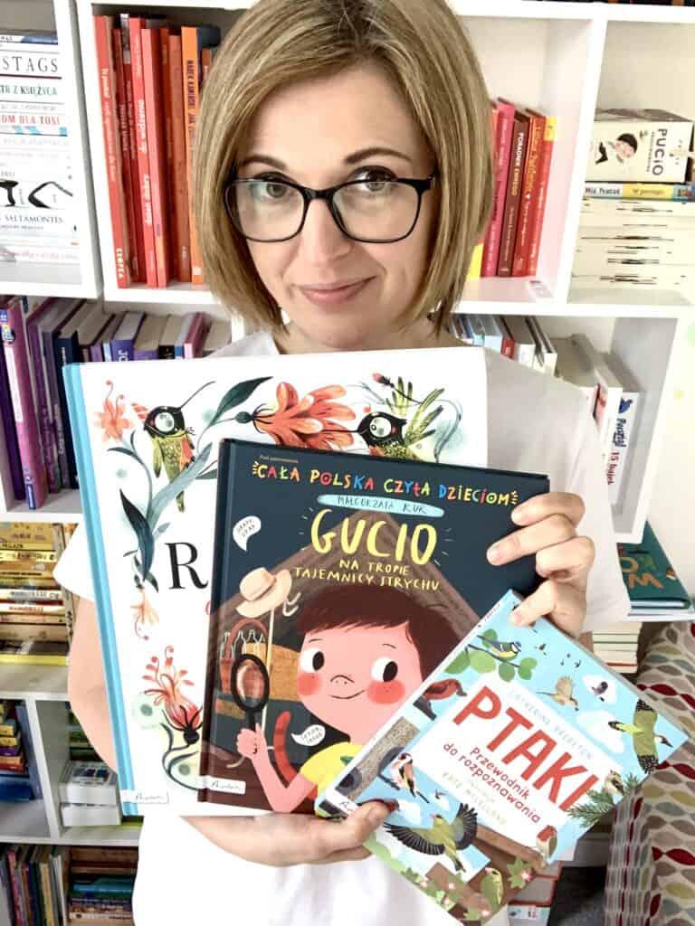 ksiazki dla 6-latka recenzje blog aktywne czytanie ksiazki dla dzieci