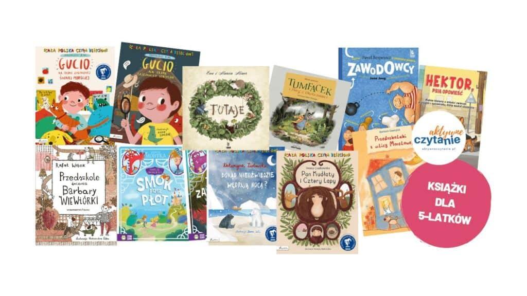 ksiazki dla pieciolatka ksiazka dla 5 latka recenzje ksiazek dla dzieci aktywne czytanie nietylkodla mam blog ksiazki dla 5 latka
