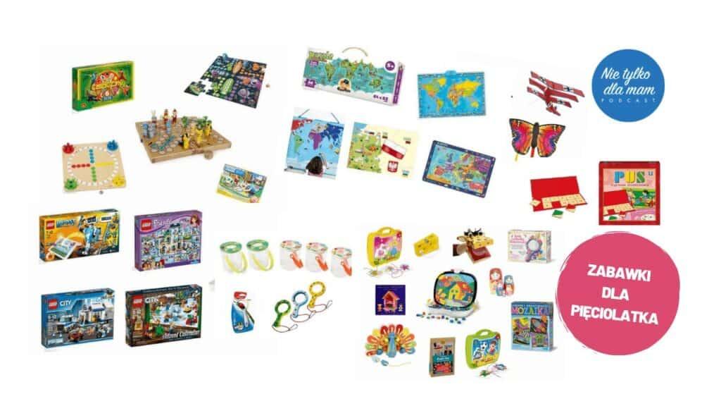 najlepsze zabawki dla pieciolatka prezenty dla 5-latka nietylkodla mam blog zabawki dla dziecka 5 lat