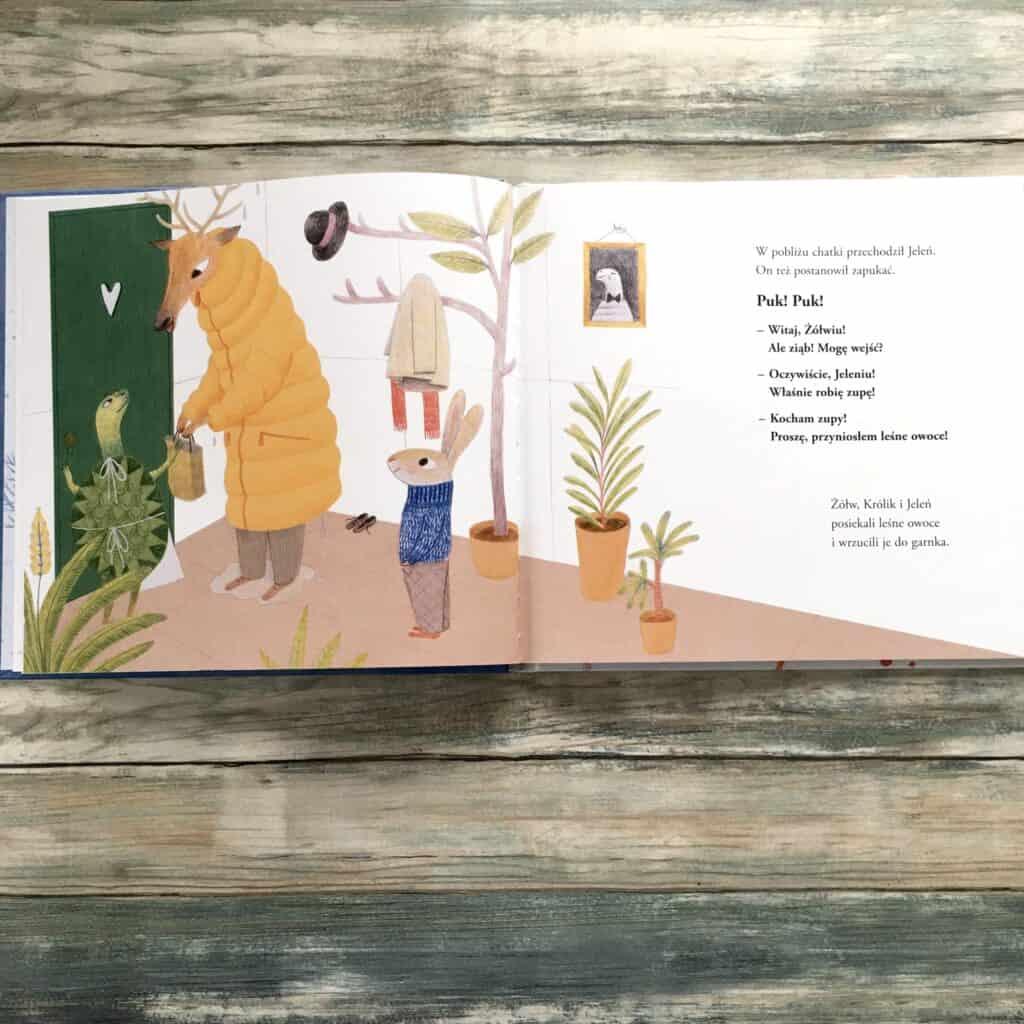 najlpesza zupa naswiecie recenzj ksiazki dla dzieci blog aktywne czytanie