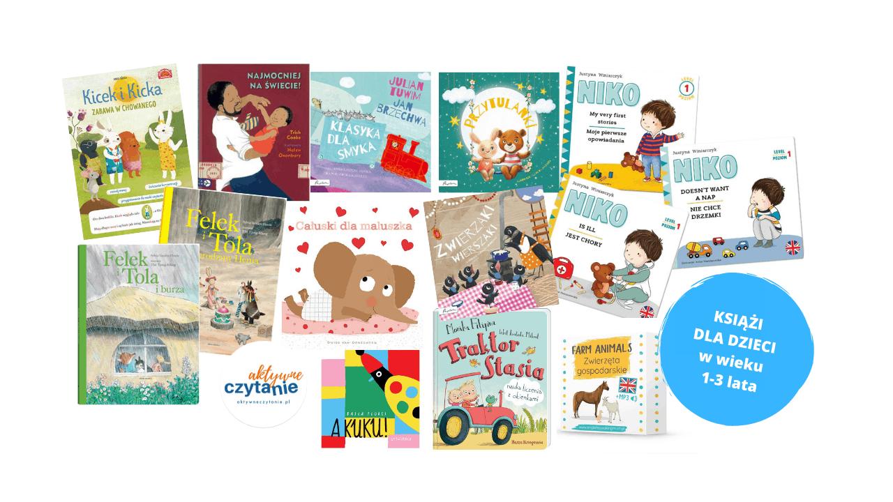 top 10 ksiazka dla dzieci wiek 1-2-3 lata kartonowe ksiazki dla dzieci blog aktywne czytanie