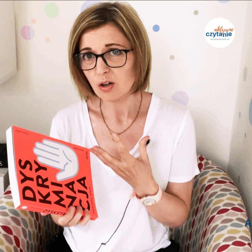 ksiazka dyskryminacja powiedz stop recenzja ksiazki dla dzieci imlodziezy