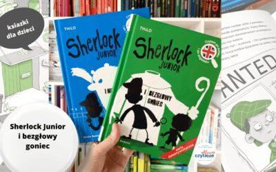 Sherlock Junior ibezgłowy goniec