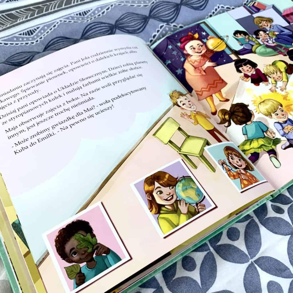 kuba wprzedszkolu recenzja ksiazki dla dzieci 3-4-5 lat