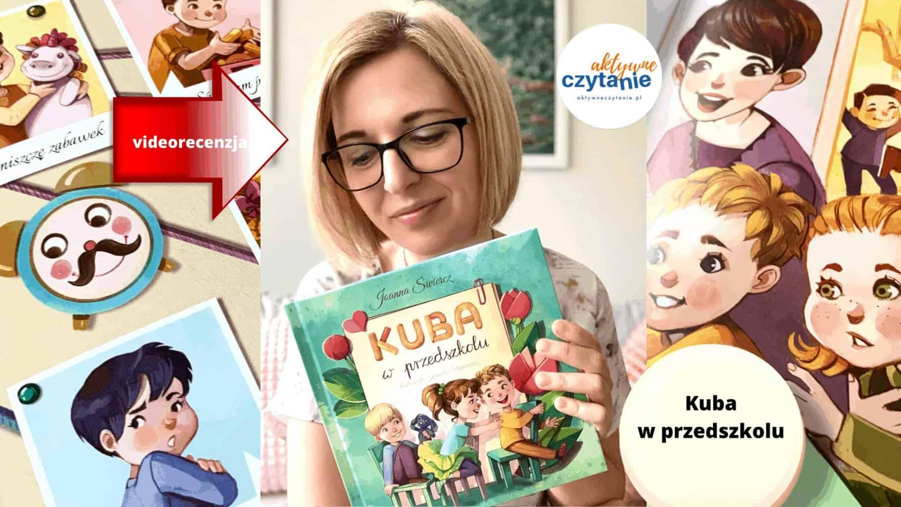 kuba wprzedszkolu recenzja ksiazki dla dzieci 3-4-5 lat111