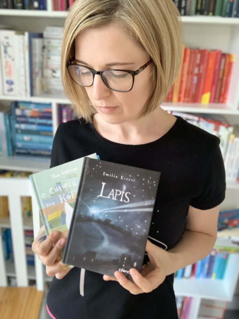 lapis-recenzja-ksiazki-dla-dzieci-8-9-10-11-12-lat-basn-emilia-kieres anna jankowska aktywne czytanie