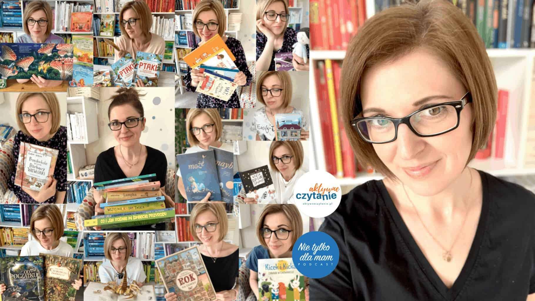 o mnie anna jankowska ksiazki dla dzieci imlodziezy aktywne czytanie