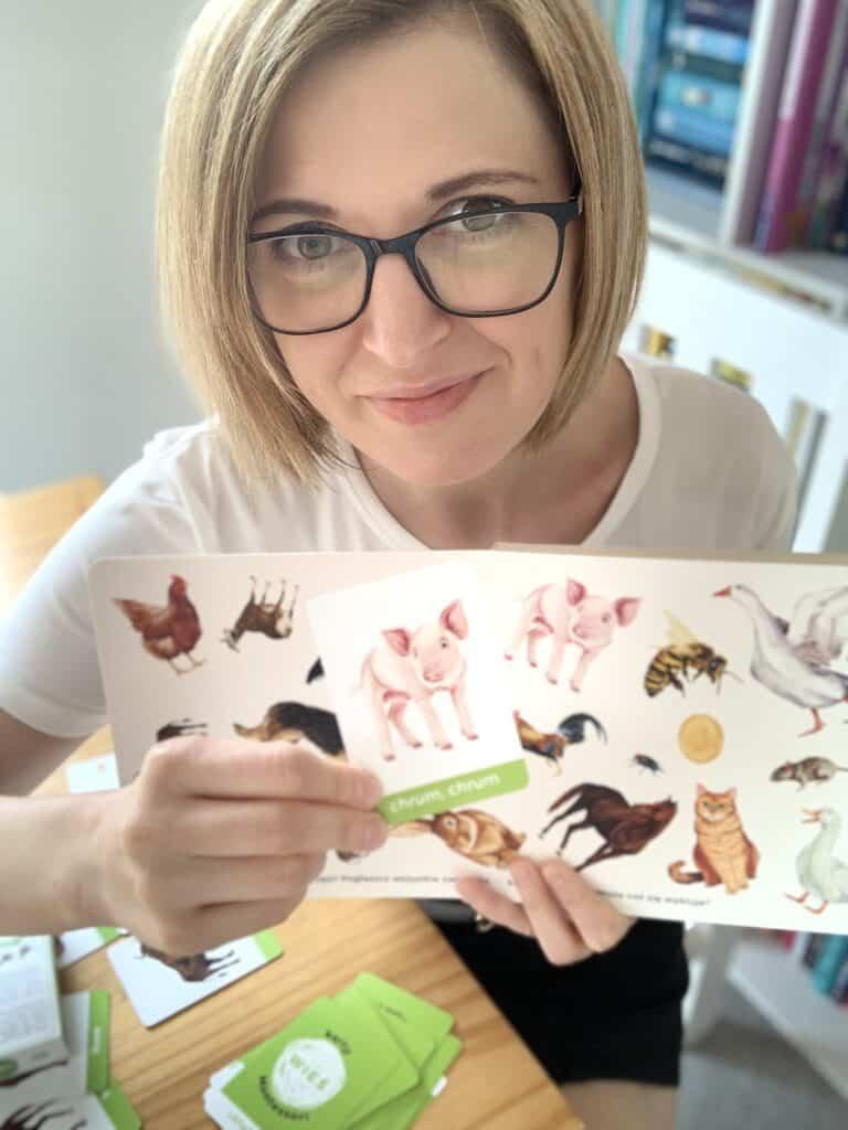 w kolko tosamo wies recenzja ksiazka karty montessori nauka mowienia3