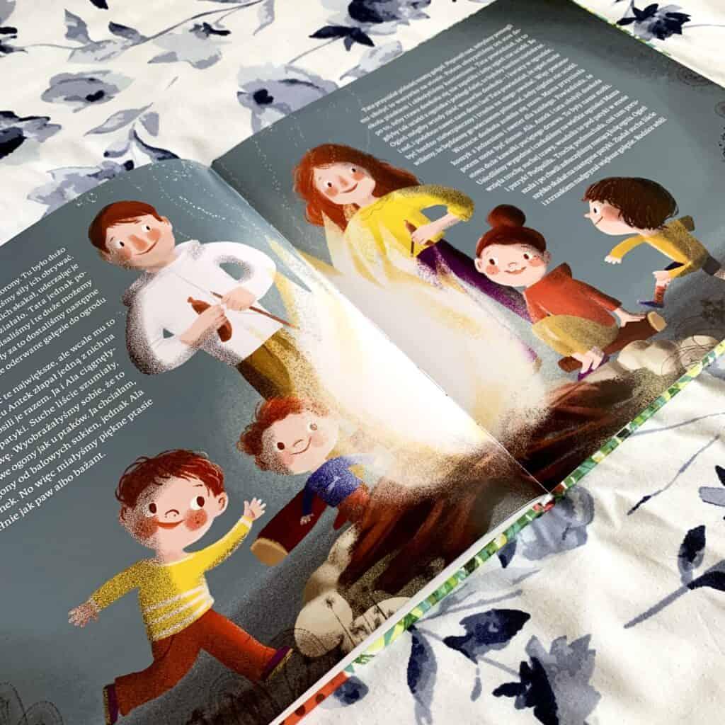 wakacje zbablami recenzja ksiazki dla dzieci