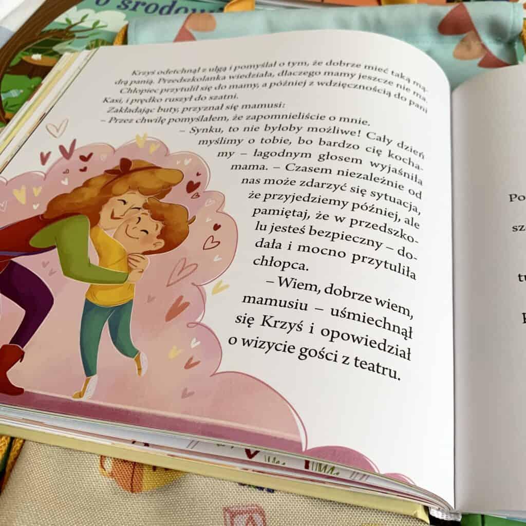 witaj przedszkole ksiazka dla dzieci recenzja12