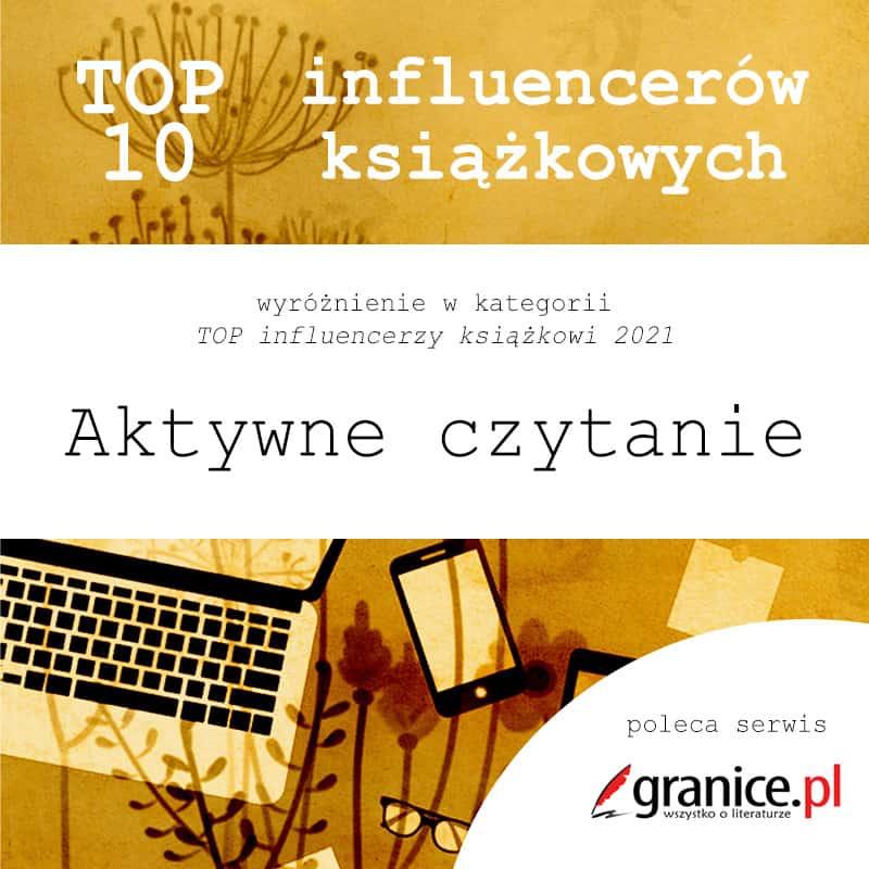 influencer roku kategoria ksiazki dla dzieci top 10
