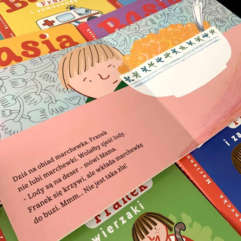 basia franek ijedzenie recenzja ksiazki dla dzieci5