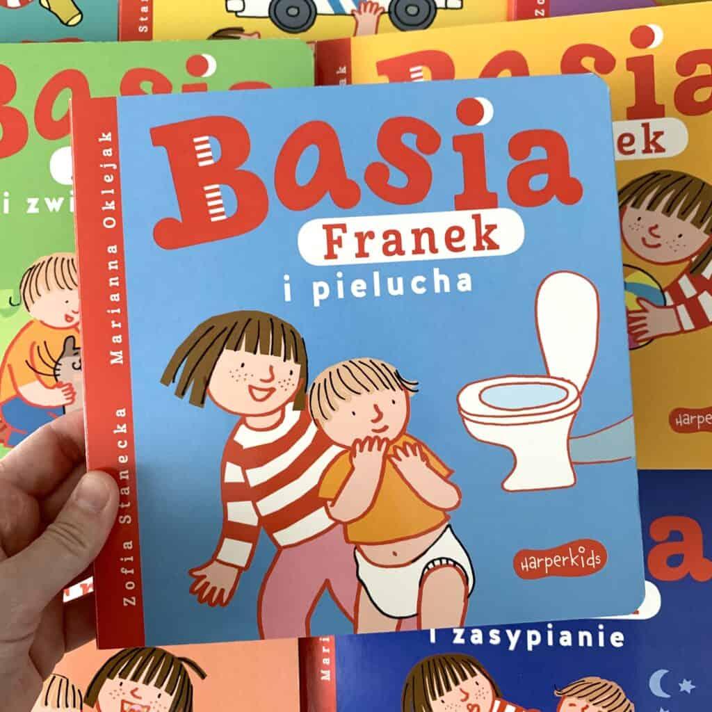 Basia, Franek ipielucha recenzja1