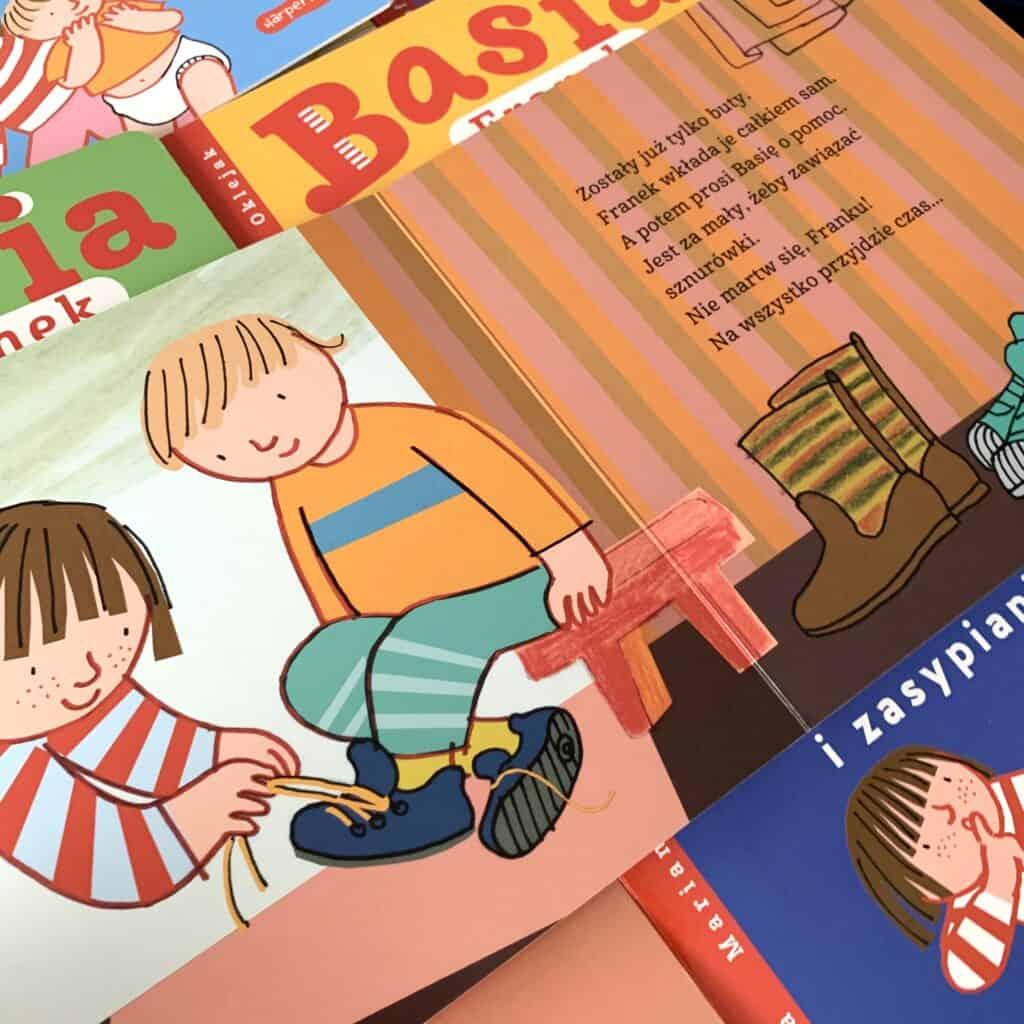 basia franek iubieranie recenzja ksiazki dla dzieci