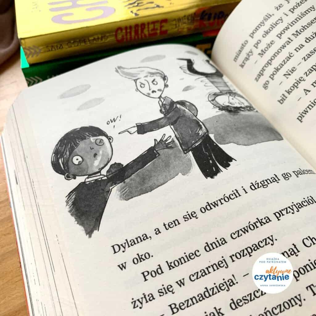 charlie przeobraza sie wmamuta sam copeland media rodzina recenzja ksiazki dla dzieci