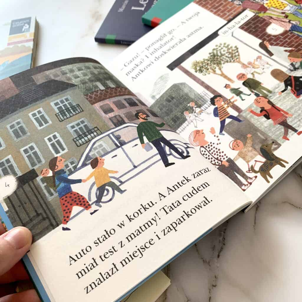 futuropolis miasto jutra ksiazki donauki czytania seria czytam sobie recenzja2