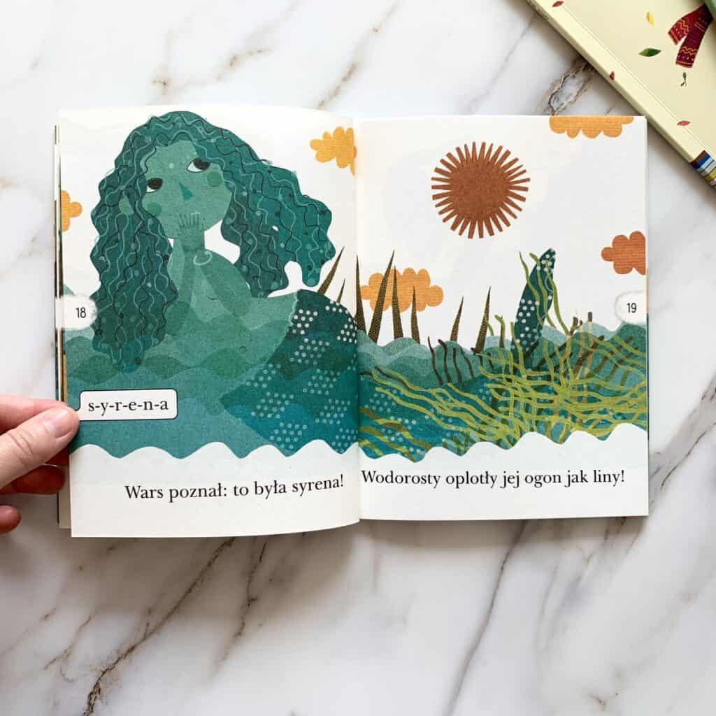 wars isawa czytam sobie recenzja ksiazki dla dzieci donauki czytaniawars isawa czytam sobie recenzja ksiazki dla dzieci donauki czytania