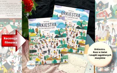 Orkiestra. Rusz wświat iznajdź zagubionych muzyków