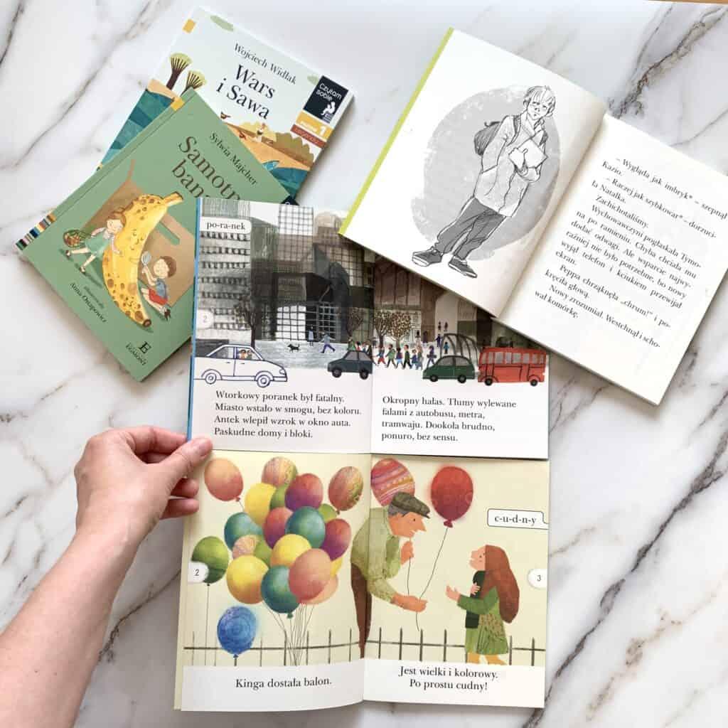 ksiazki donauki czytania seria czytam sobie recenzja2