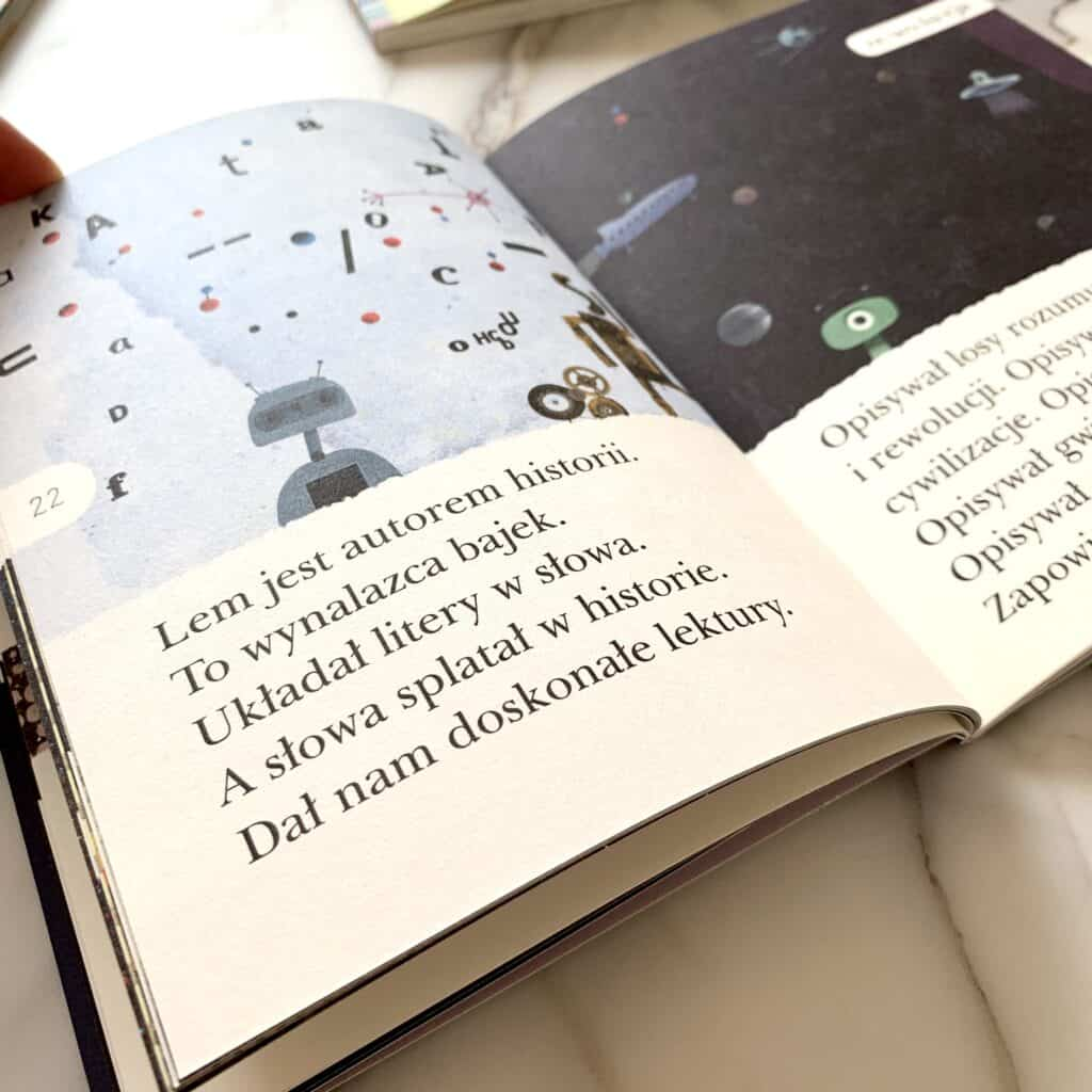 lem izagadki kosmosu ksiazki donauki czytania seria czytam sobie recenzja4