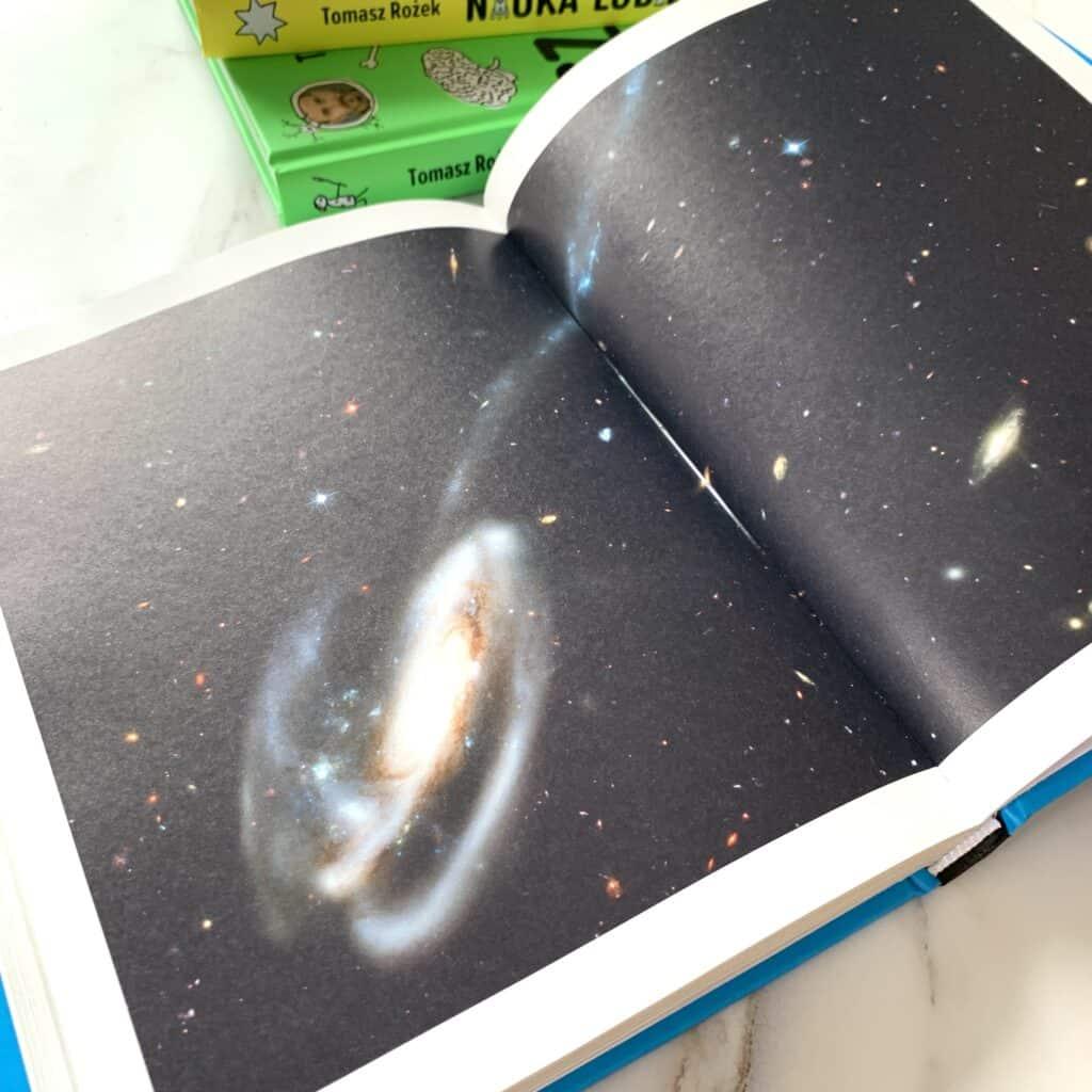 nauka tolubie kosmos ksiazki dla dzieci imlodziezy recenzja