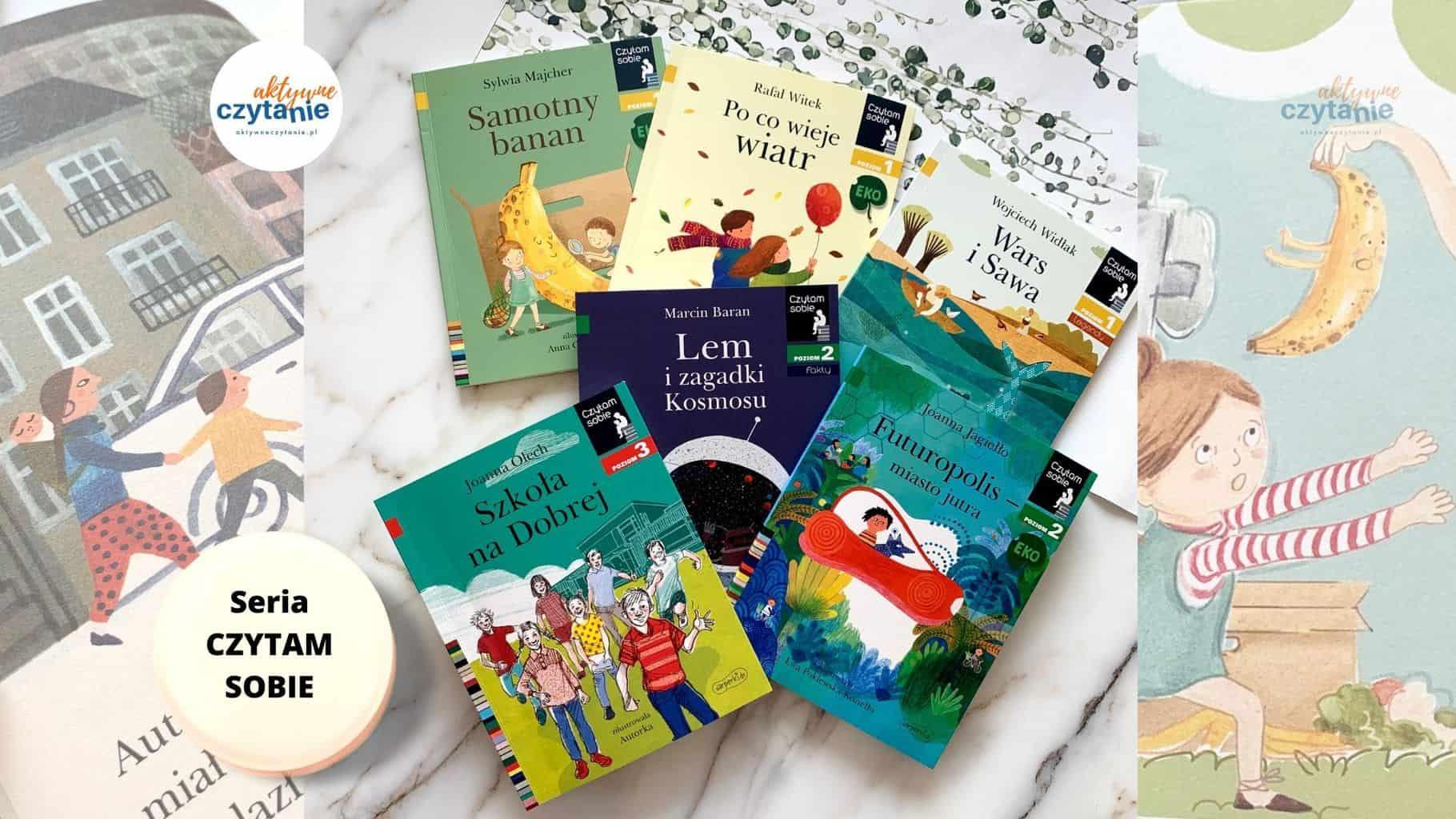 recenzja ksiazki dla dzieci donauki czytania