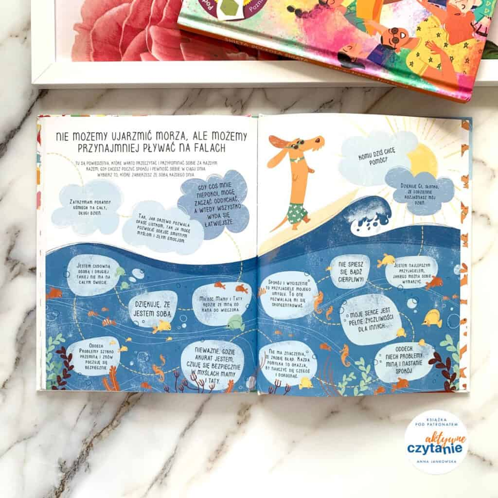 w malej glowce wielka moc 25 cwiczen mindfulness dla dzieci recenzja16